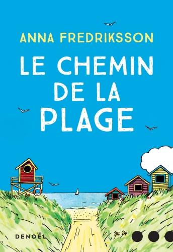 Le chemin de la plage-couverture Denoël.JPG